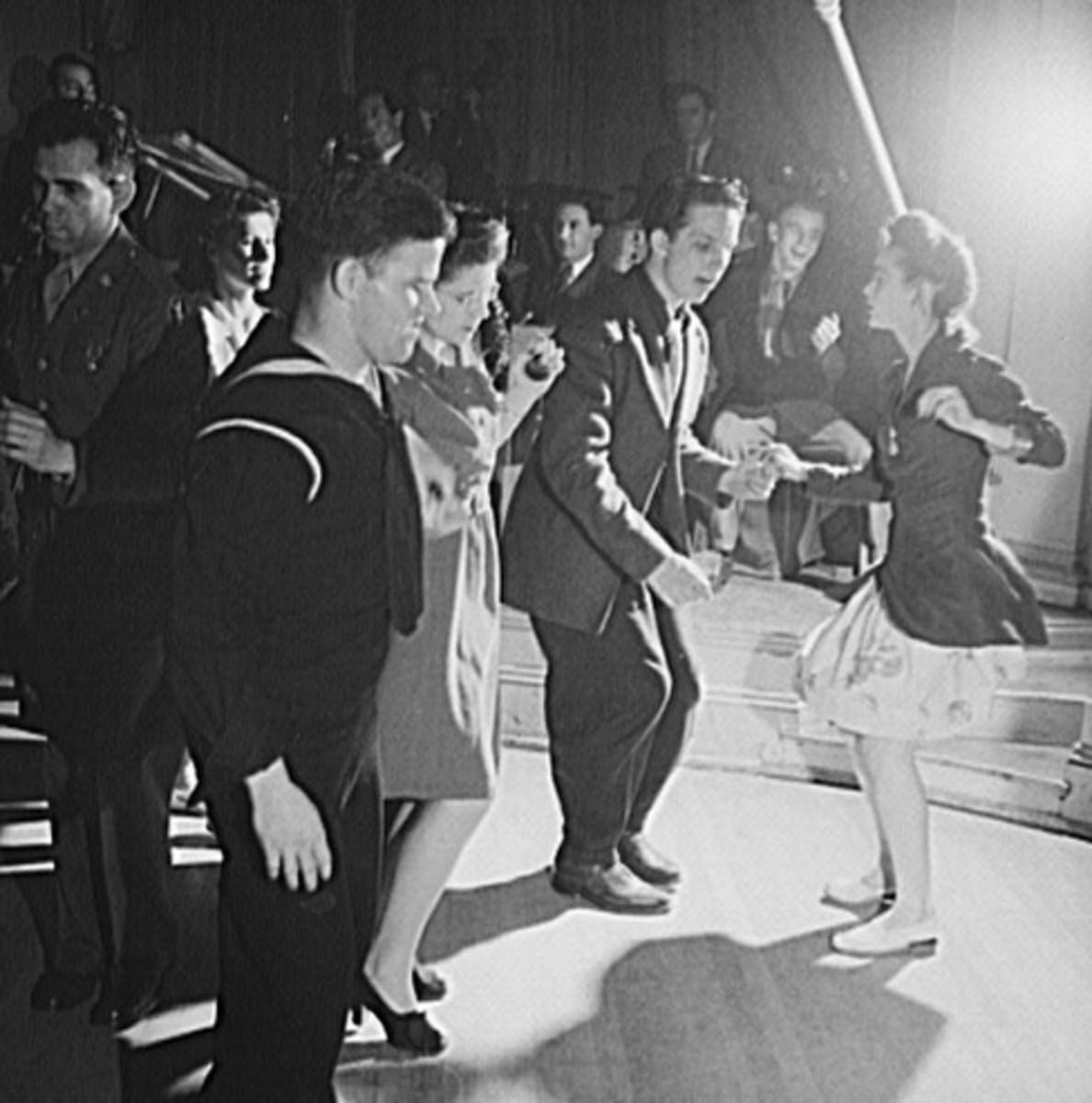 1940s Dancing
