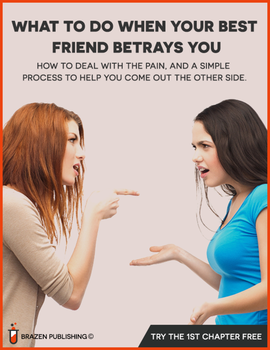 What to Do When Your Best Friend Betrays You?