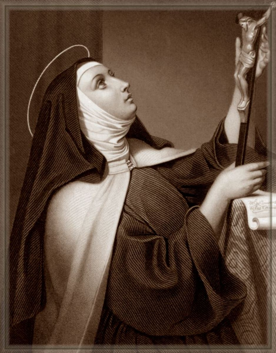 One of the few female Doctors of the Catholic Church, Teresa of Avila was actually the first. In fact, she may be the first woman Doctor of all time. Her brilliance is evident in the simple elegance of her revolutionary intellect, now made official.