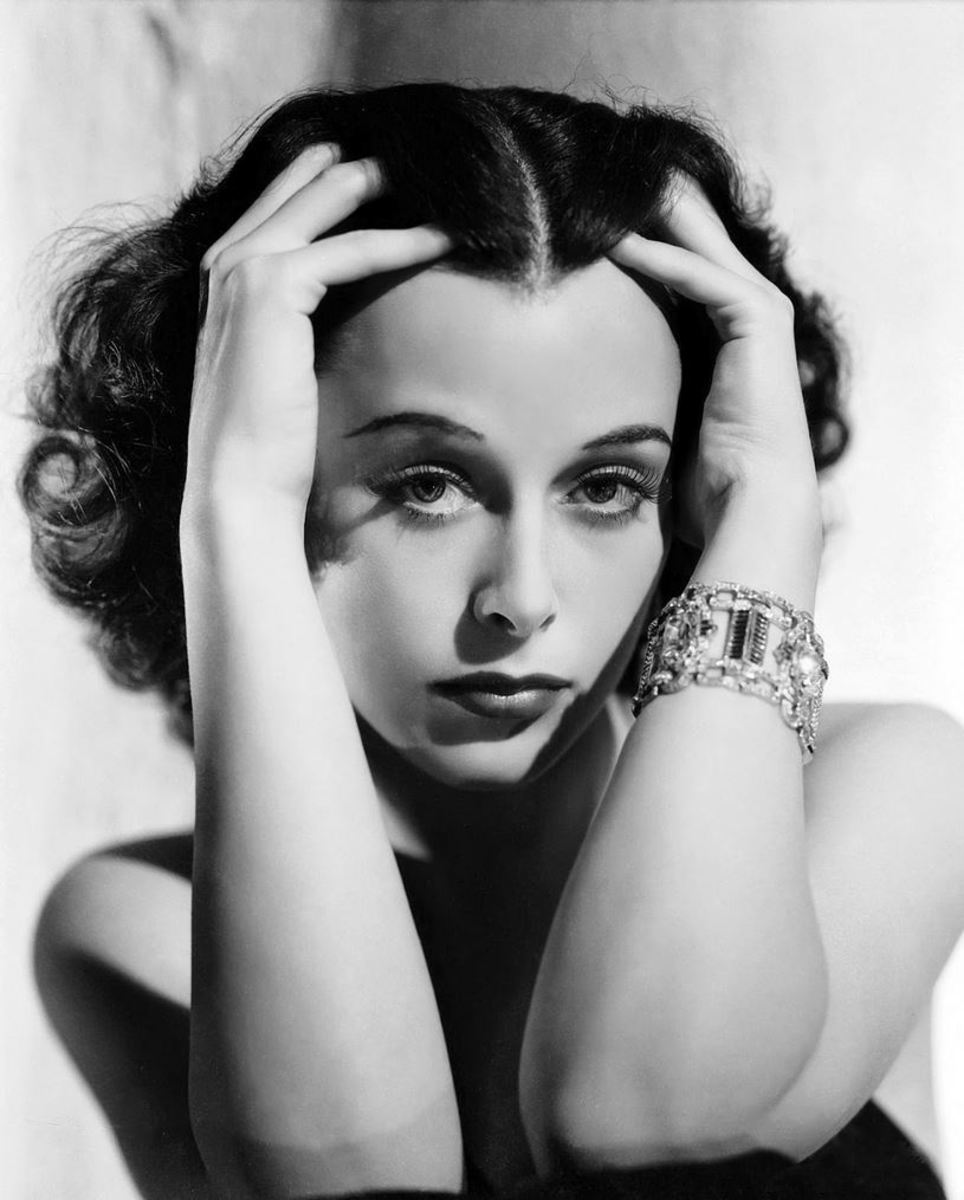 Being a genius can be frustrating, even for a beauty such as Hedy Lamarr.