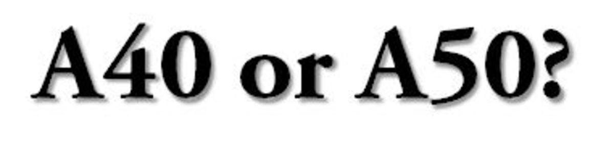 Astro A40 or A50?