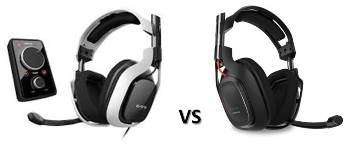 Astro A40 vs A50. Is the newer Astro A50 gaming headset better?