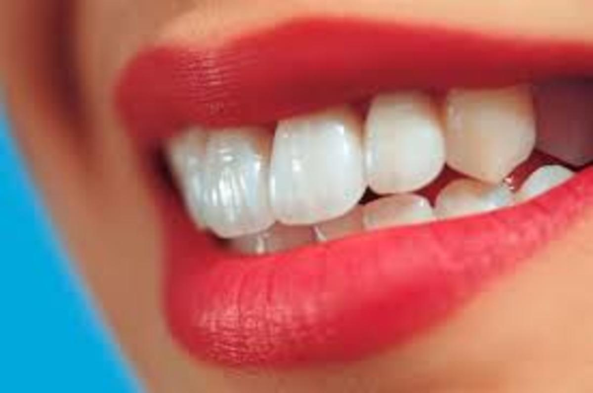 Healthy White Teeth