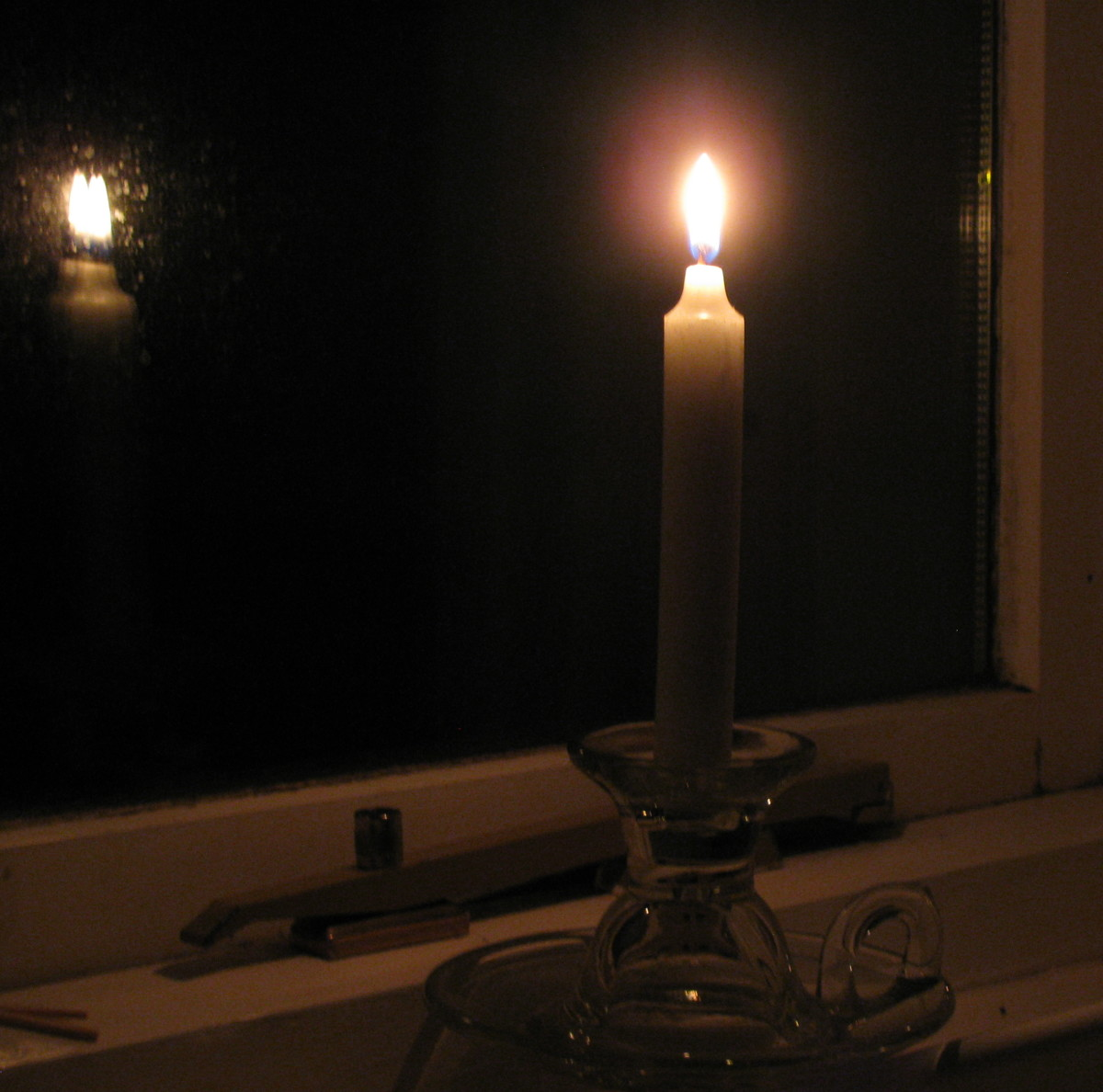 a Candle to Guide the Fishermen Home