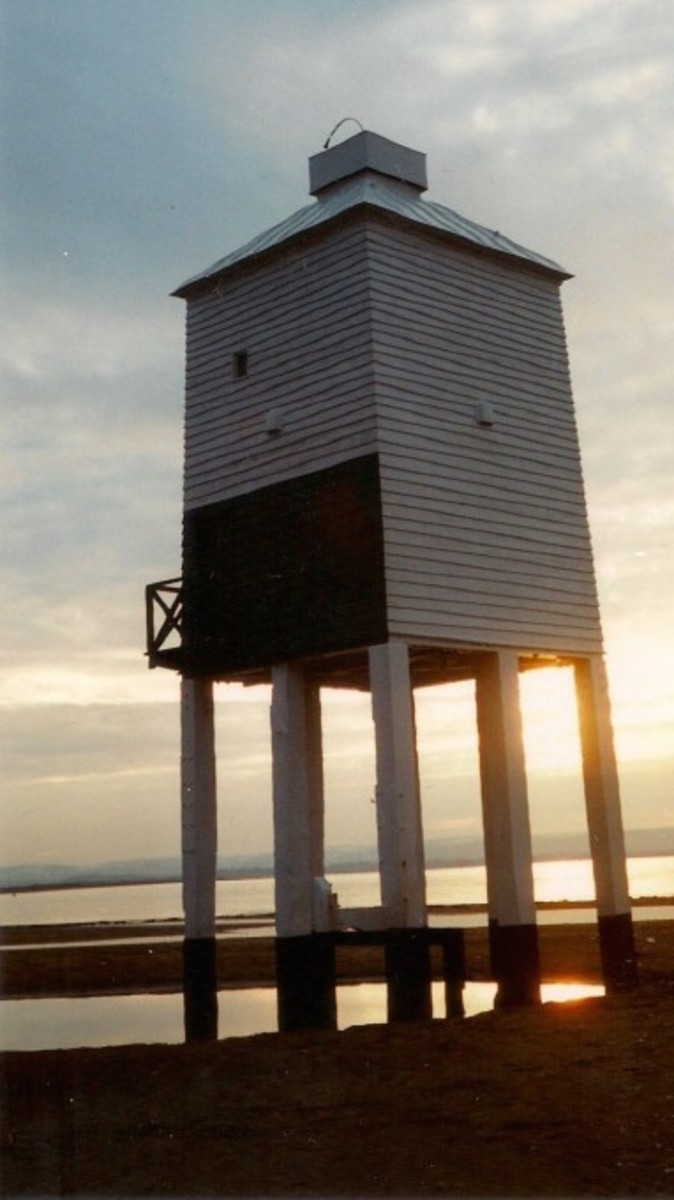 Sunset on Stilts