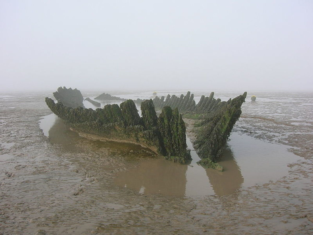 Shipwrecked on the Sands of Time