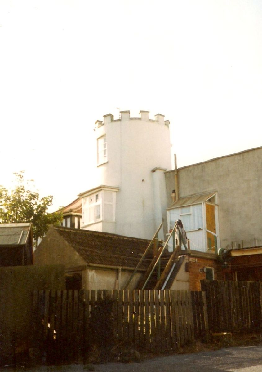 The first designated Lighthouse, now a private residence