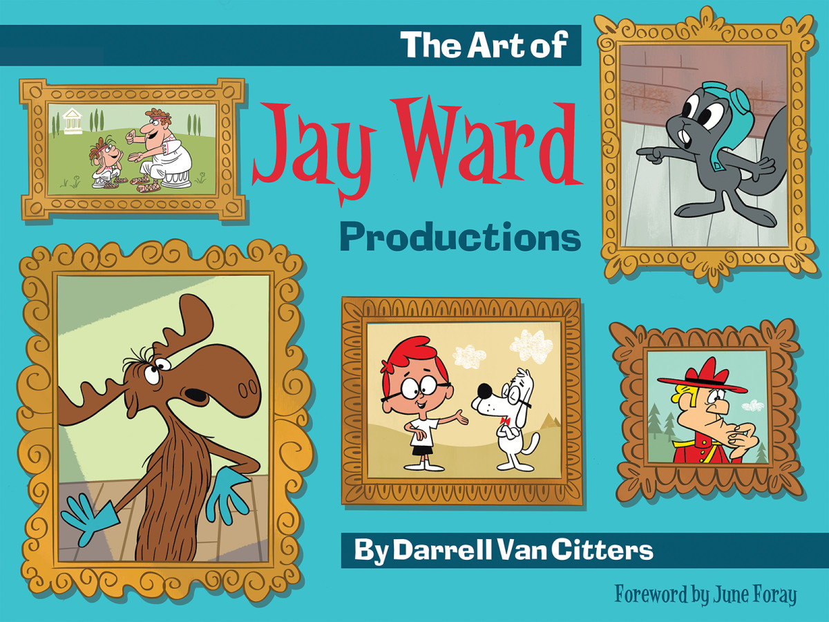 Book Review: The Art of Jay Ward Productions