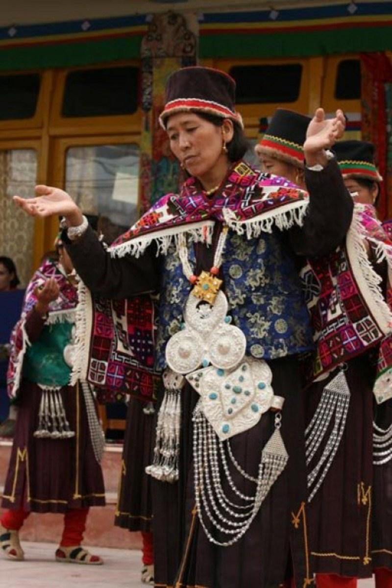 Traditional folk Dance of Lahaul & Spiti