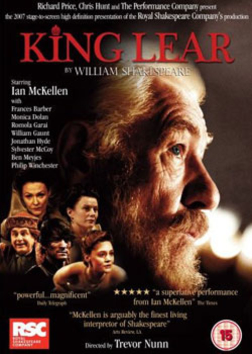 WILL AND ME: King Lear (2008) Review