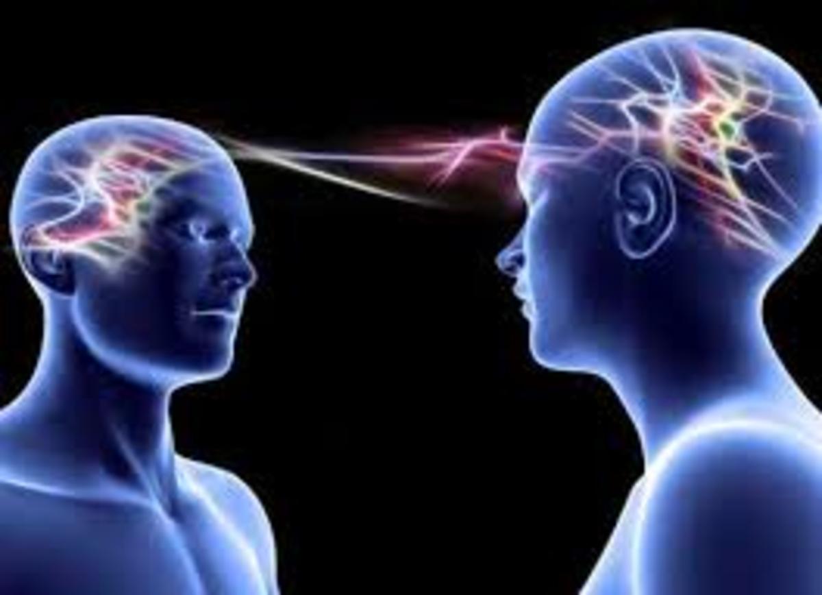 My Telepathic Experiences