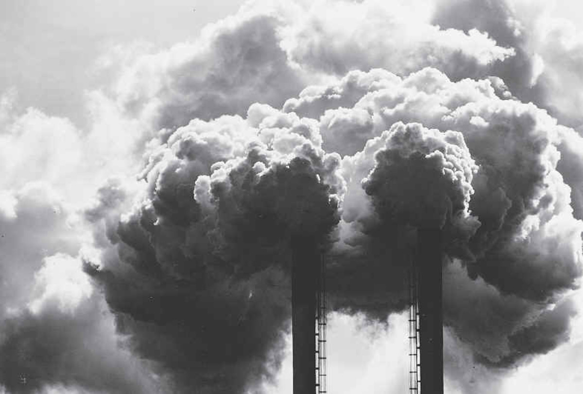 Industries have proved to be the worst source of pollution