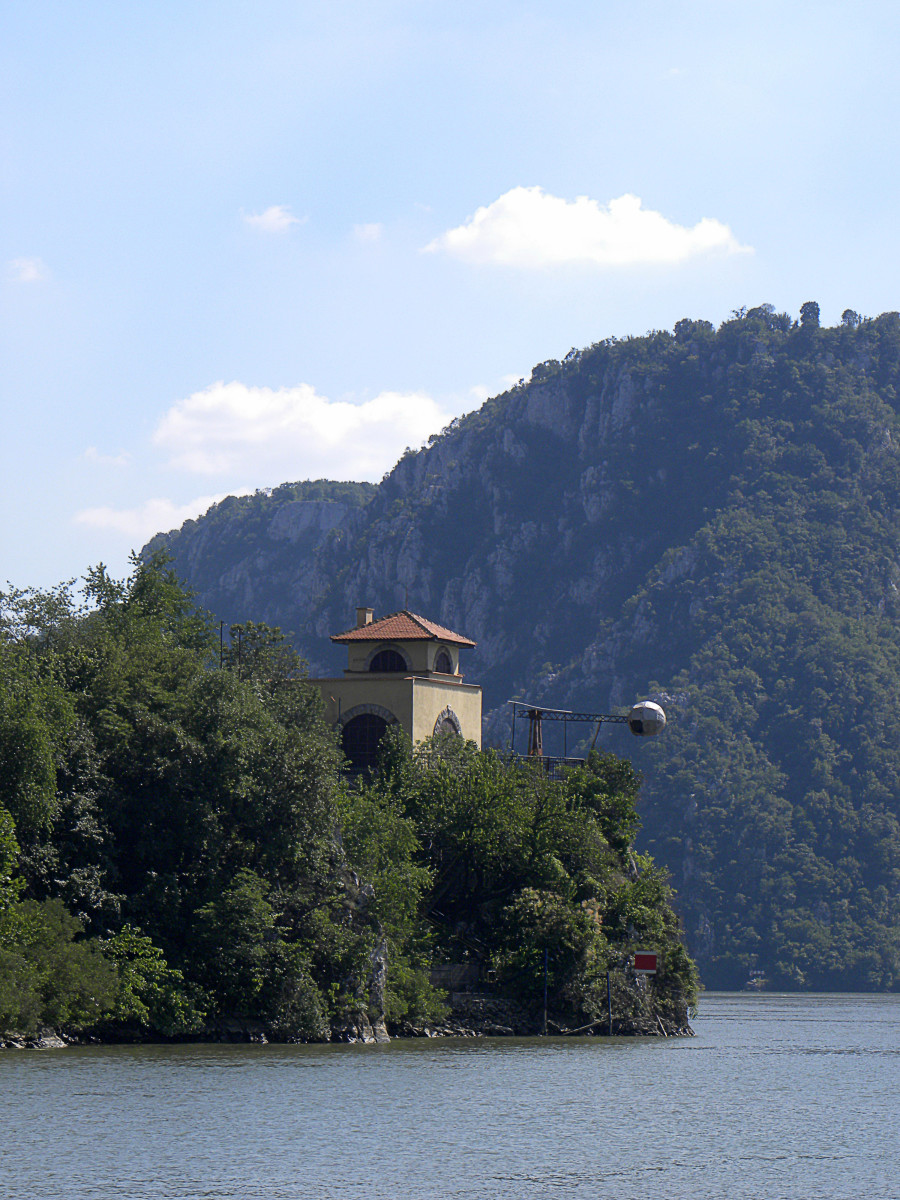 Danube - Djerdap National park