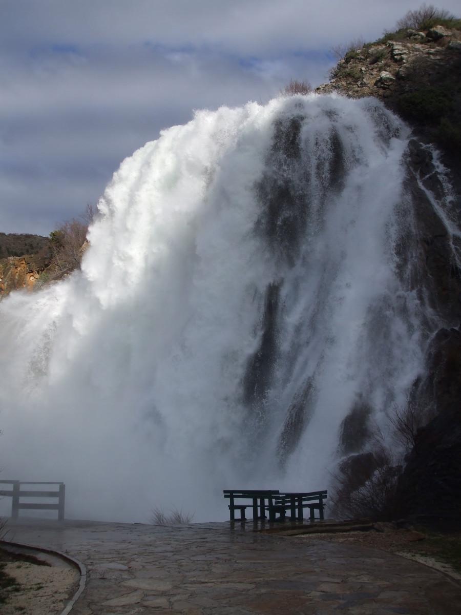 Waterfall Veliki Buk