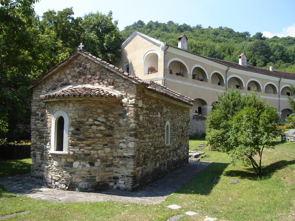 Monastery Studenica, St. Nicholas church