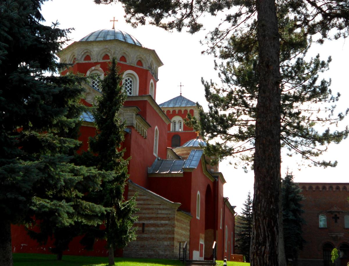 Zica Monastery 1217