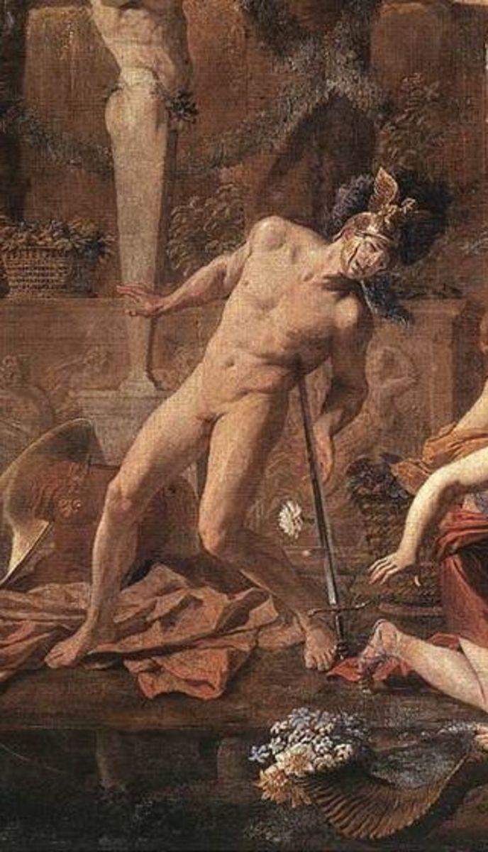The Suicide of Ajax