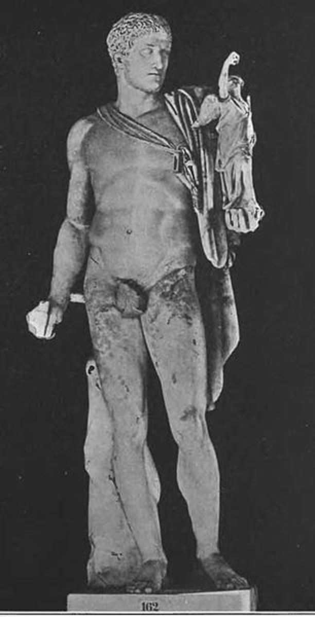 Diomedes with the Palladium