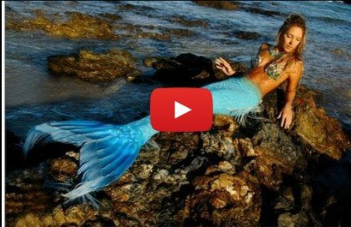 Do Mermaids Exist? We Will Try To Answer This Question.
