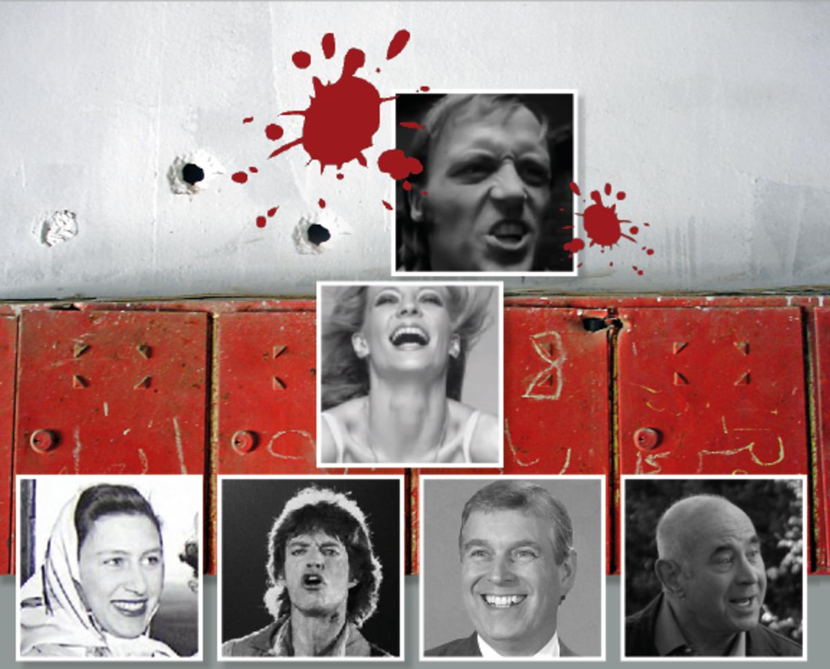 Scandal: Who was John Bindon?