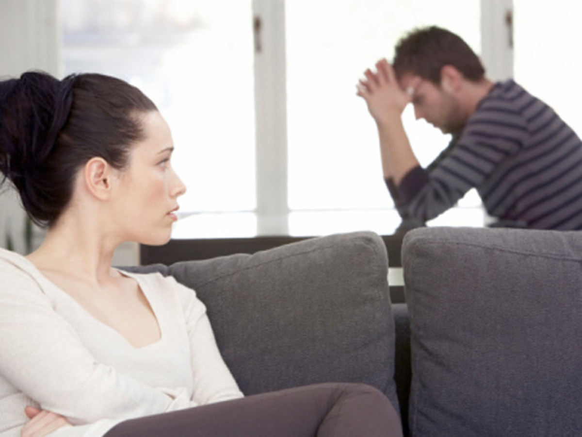 How to Help your Spouse Fight Depression