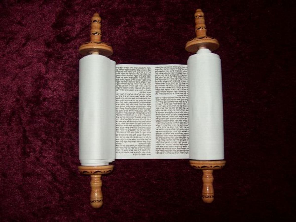 Parallels Between the Quran and the Torah