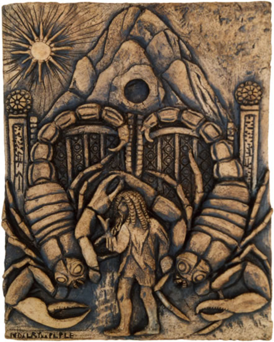 Gilgamesh and the Scorpions