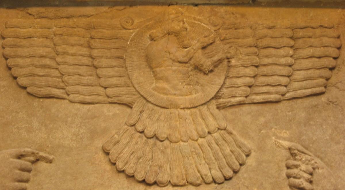 Shamash God of the Sun
