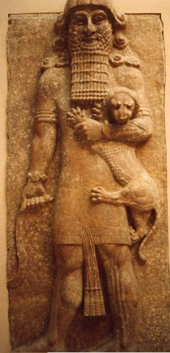 The Epic of Gilgamesh: A Mesopotamian Blockbuster