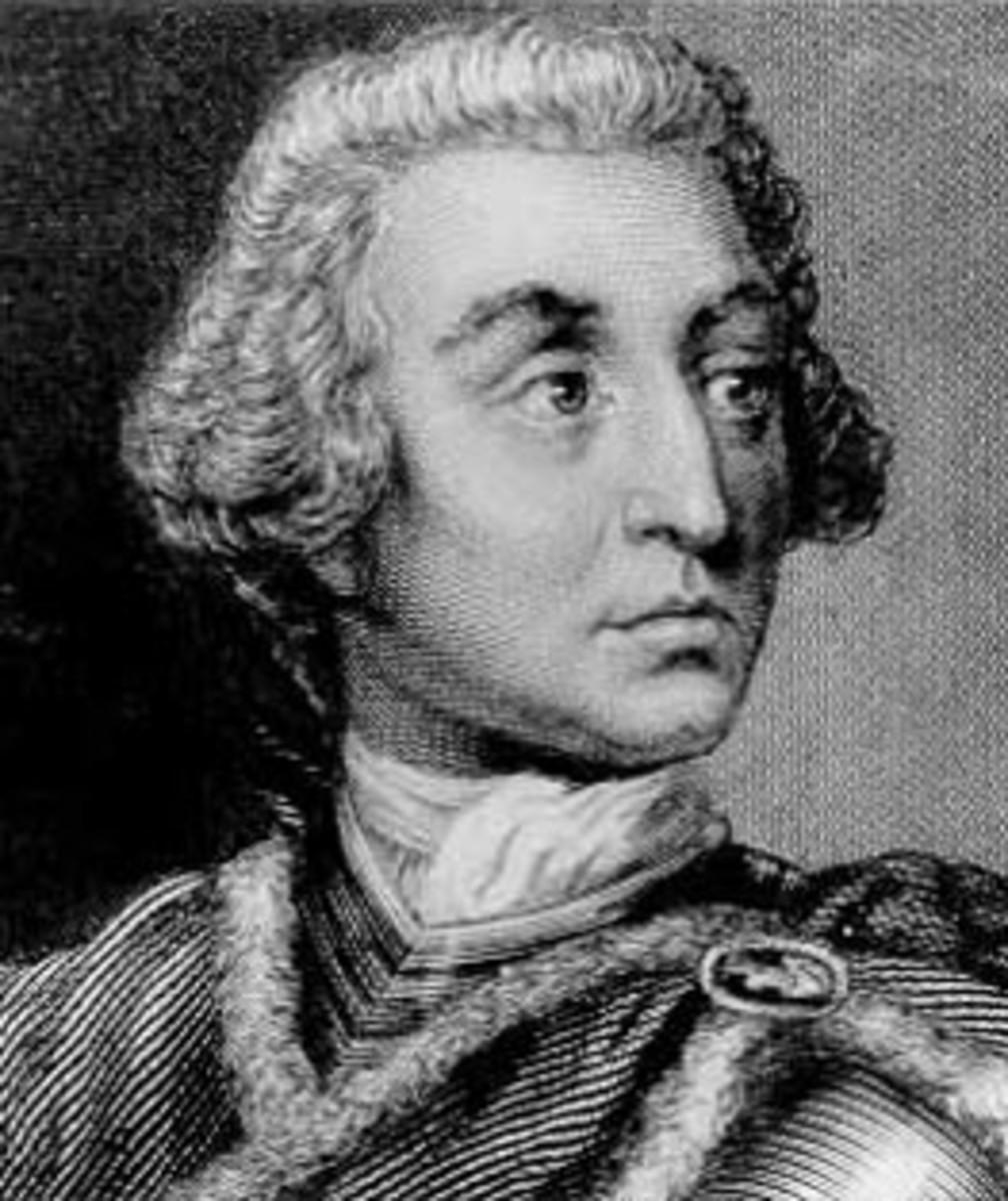 Gen. James Edward Oglethorpe