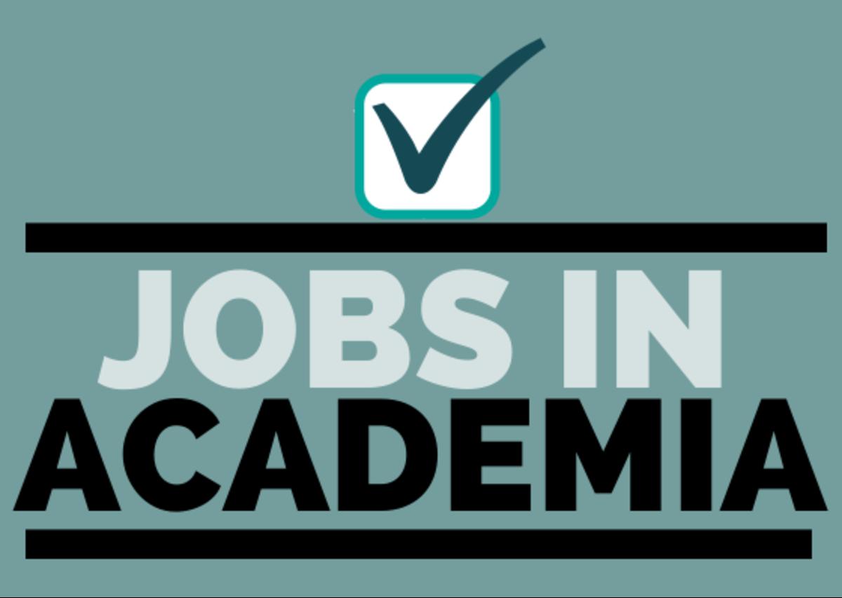Jobs in Academia