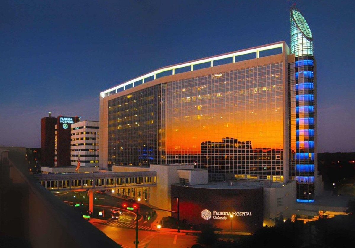 Florida Hospital in Orlando