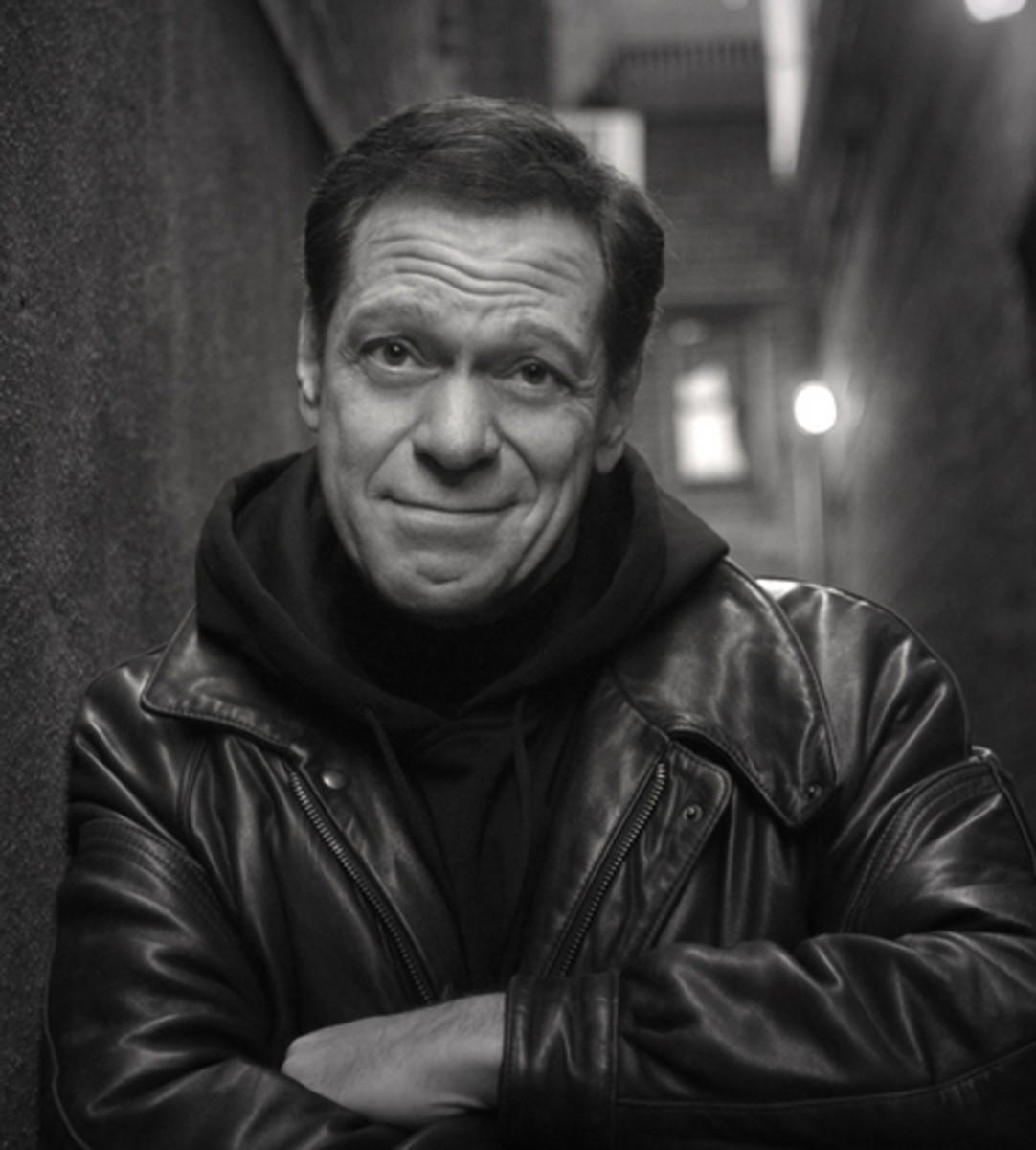 Joe Piscopo's twitter photo.