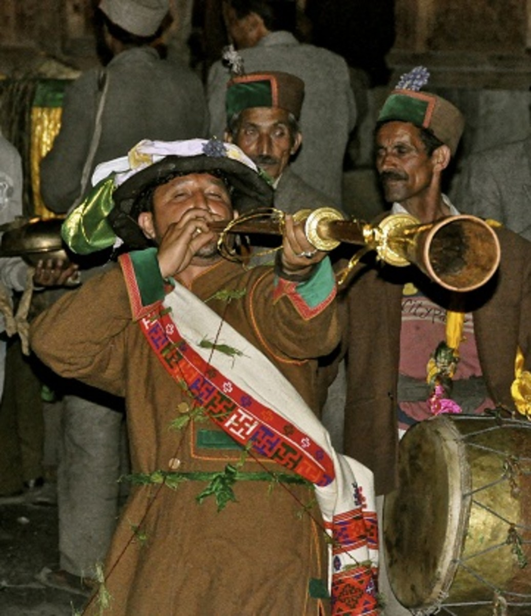 The Trumpet Blower