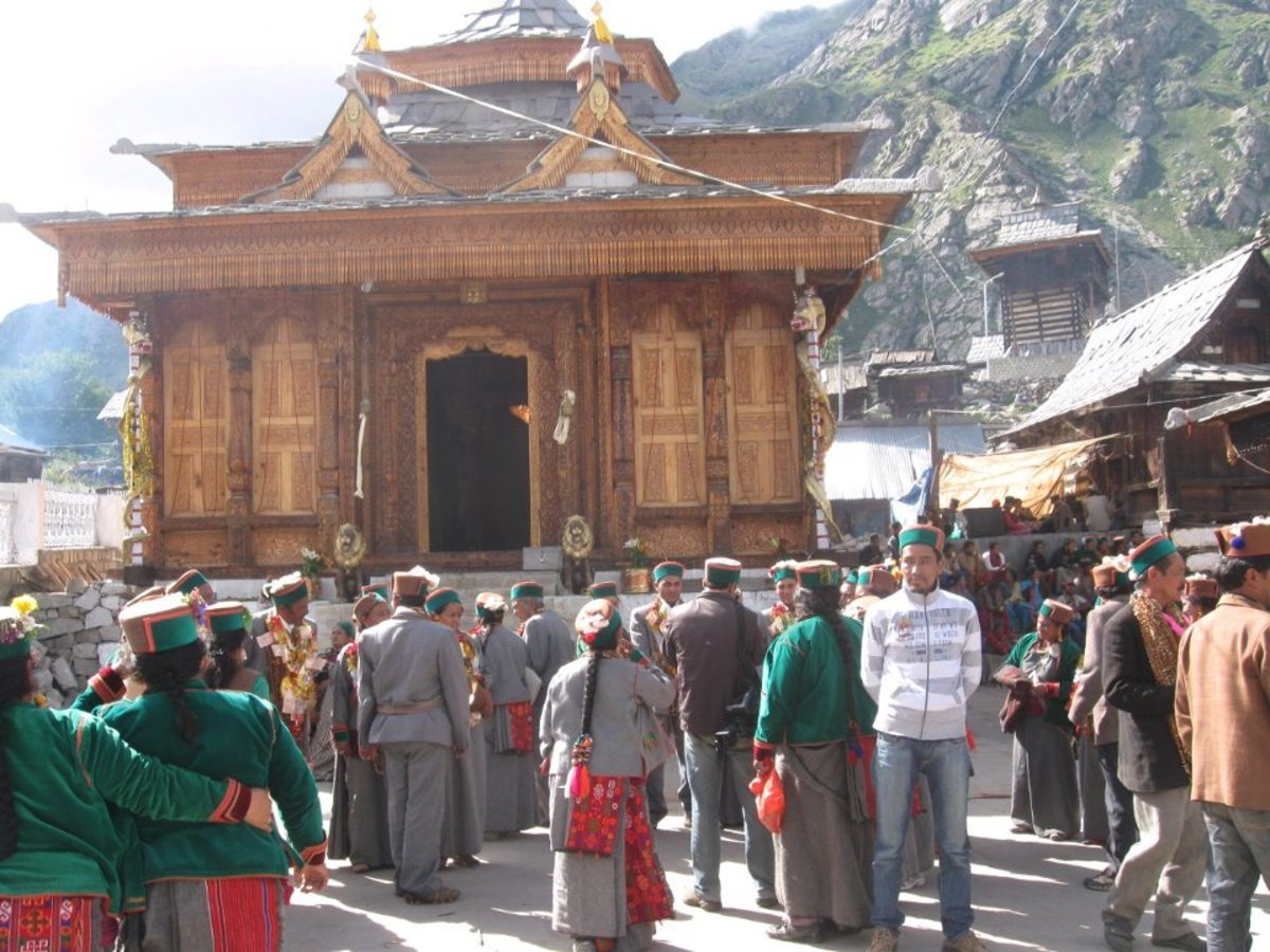 Chitkul Temple