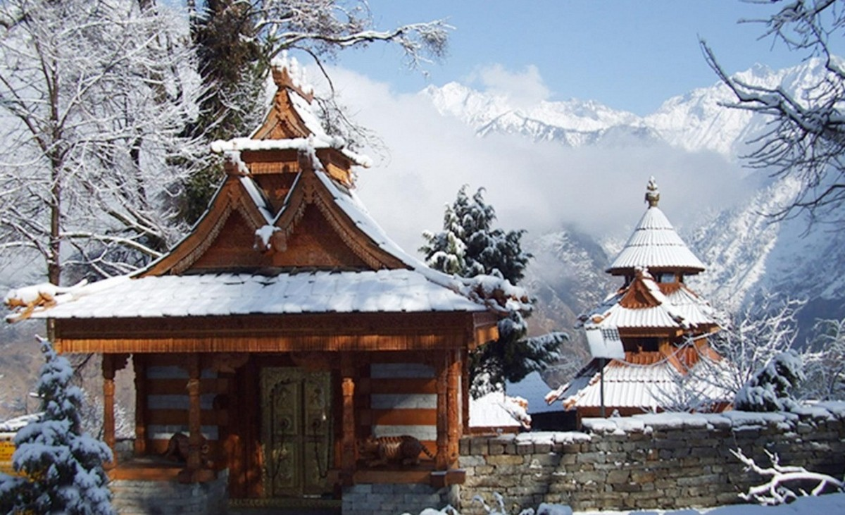 Sungra Temple, Kinnaur