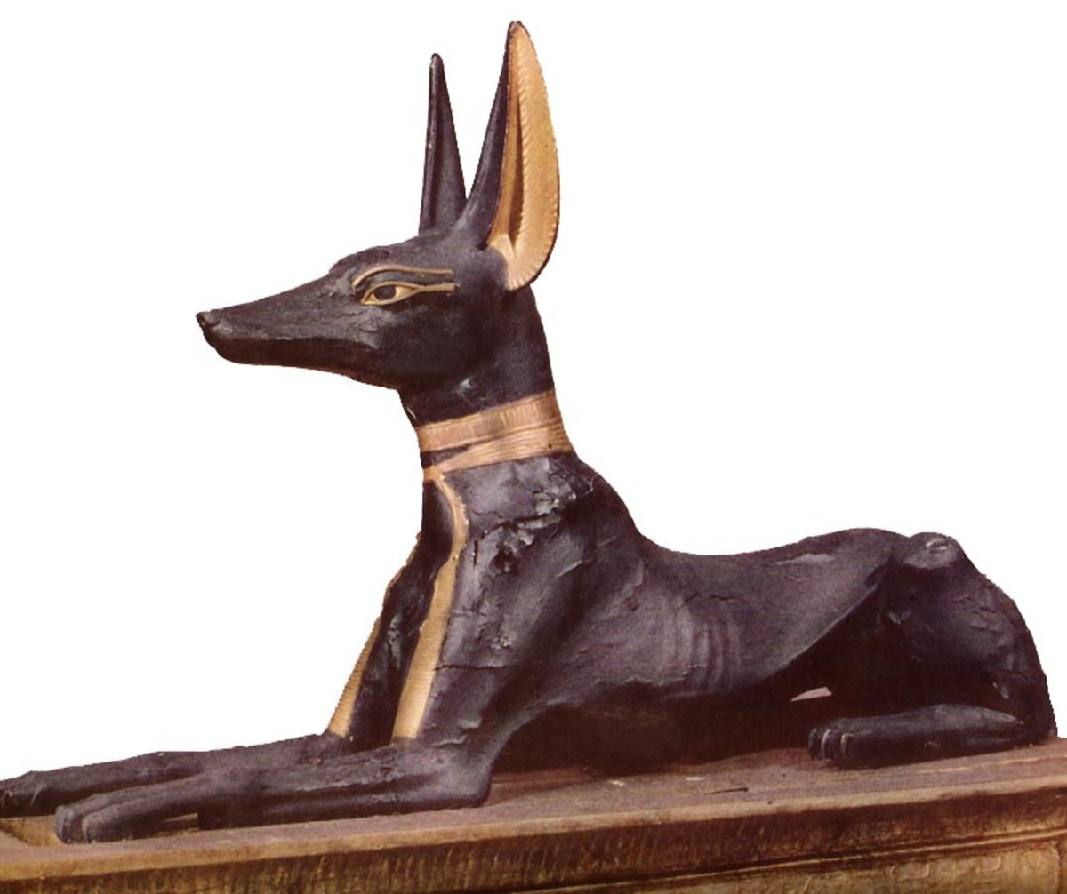 Anubis: The Egyptian God Forever Treated Like a Dog