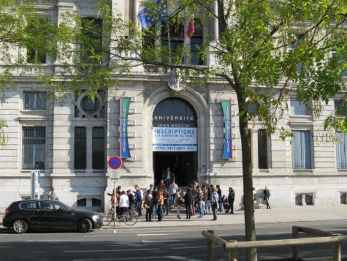 Jean Moulin University in Lyon