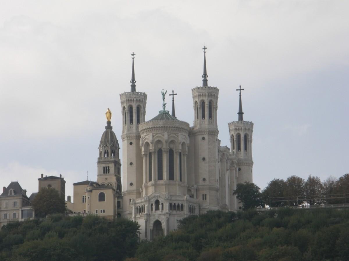Nôtre Dame Basilica