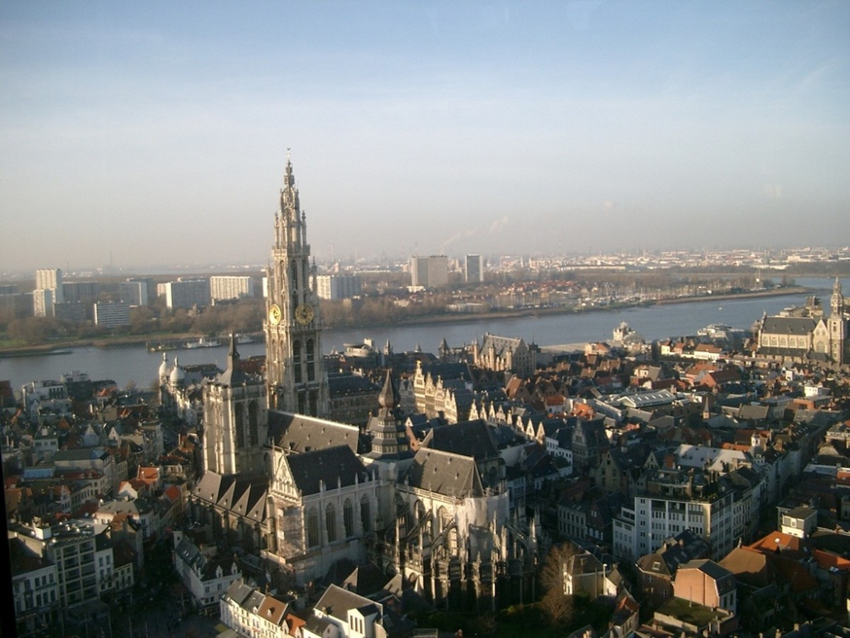 10 Cool Facts about Antwerp, Belgium