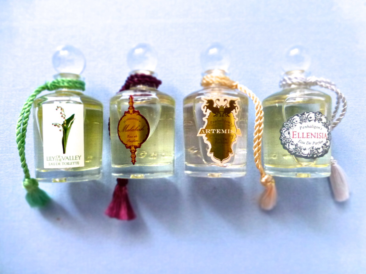 Penhaligon's Perfume Sampler Set