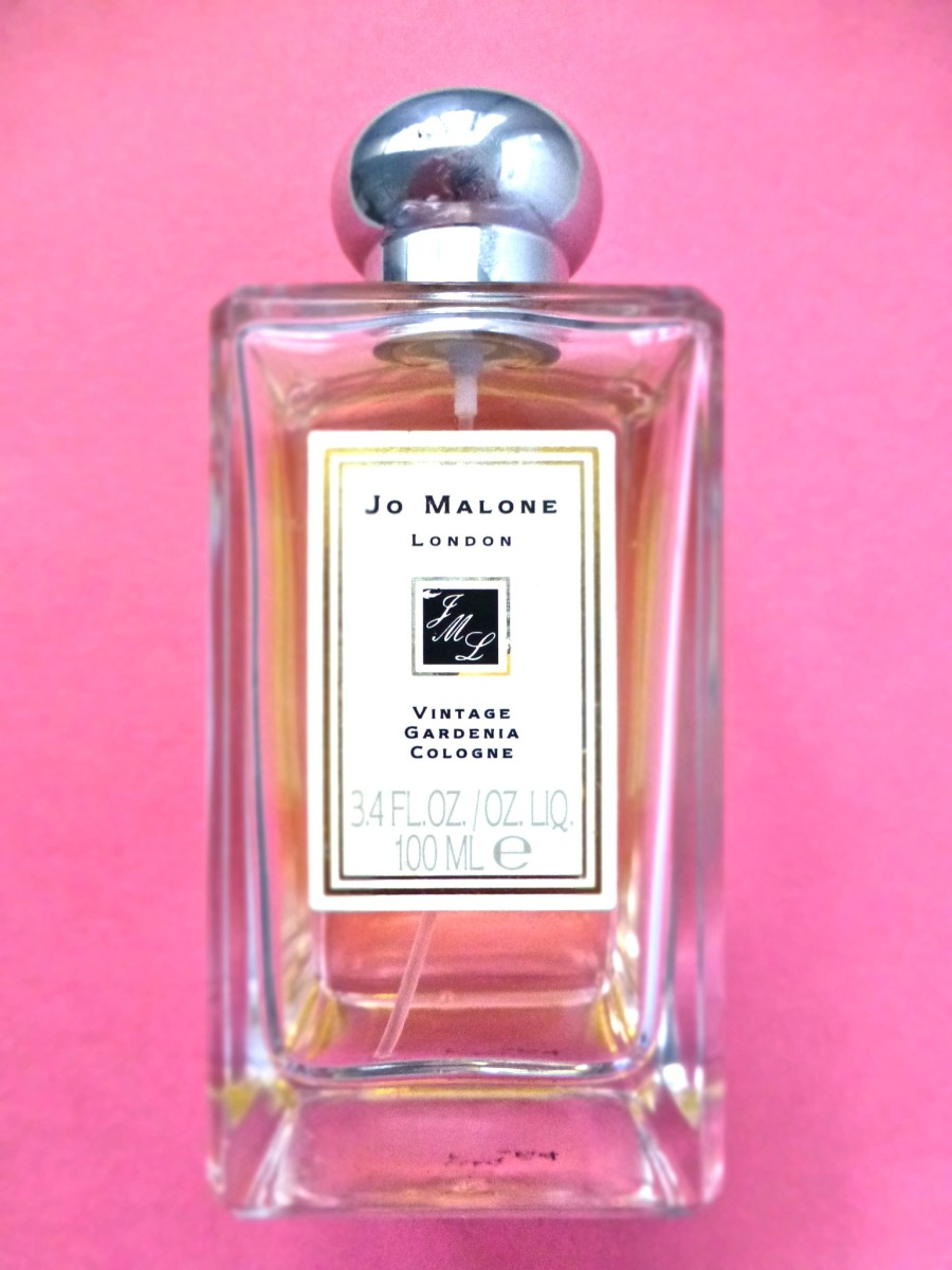 Jo Malone Vintage Gardenia (now reformulated)