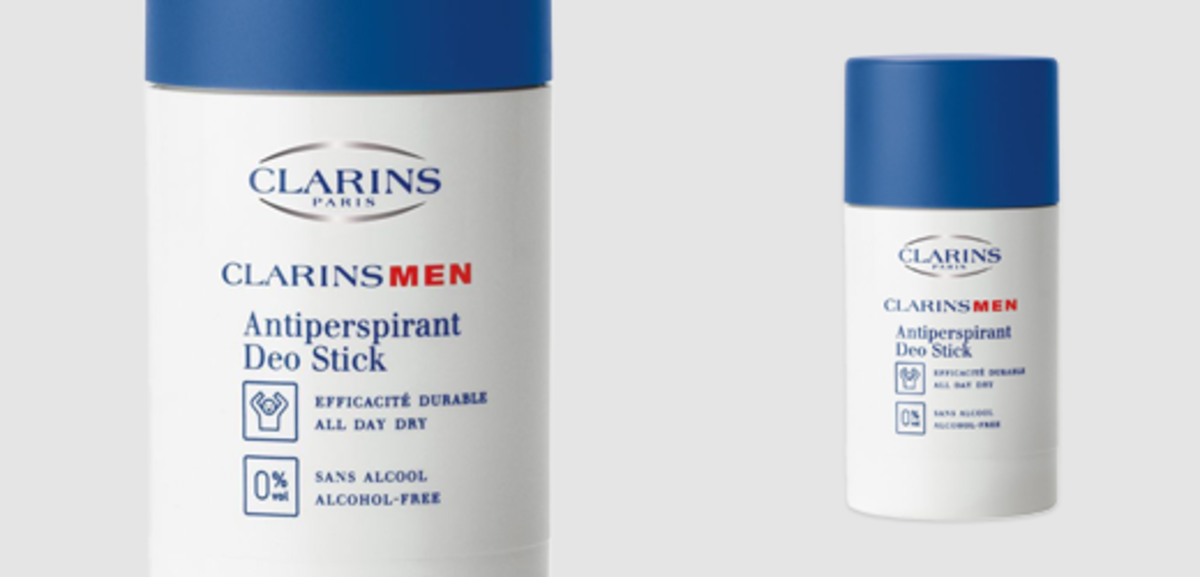 Clarins Men Antiperspirant