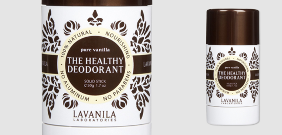 Lavanila Pure Vanilla Healthy Deodorant
