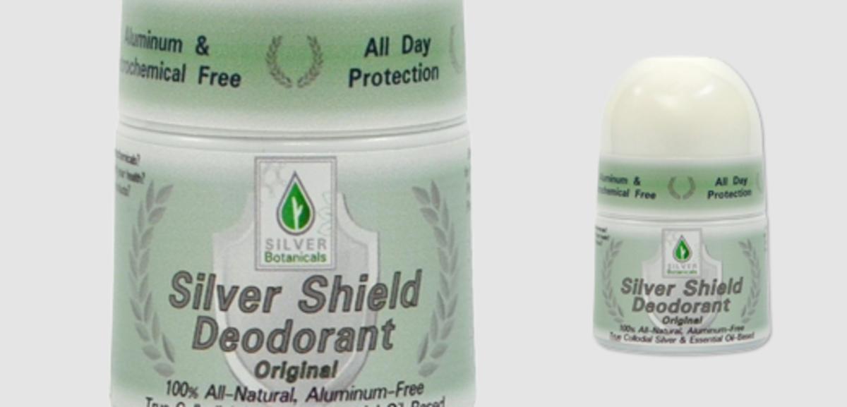 Silver Shield Deodorant