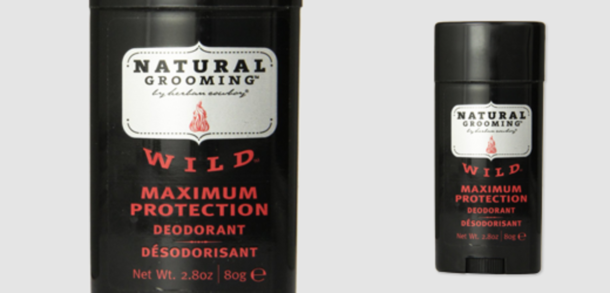 Natural Men S Deodorant That Won T Stain