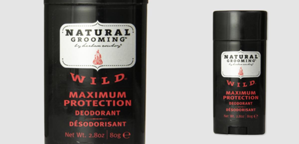 Herban Cowboy Deodorant