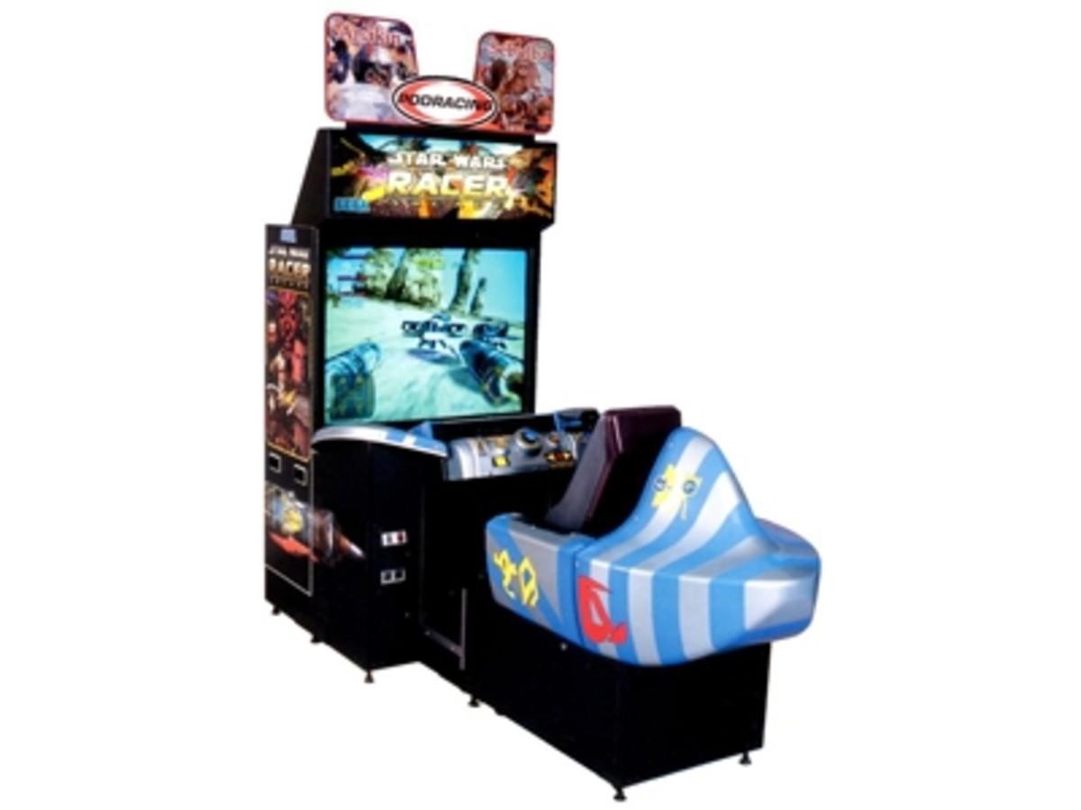 Star Wars Arcade Racer (2000)