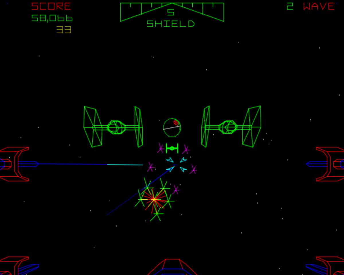 Star Wars Arcade (1983)