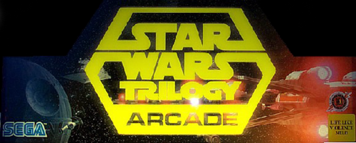 Star Wars Trilogy Arcade (1998)